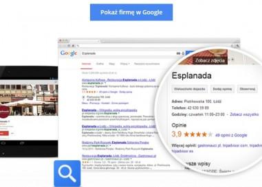Google Moja Firma – nowoczesne rozwiązanie dla Twojego biznesu!